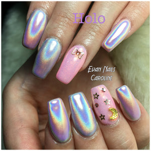Holo / Chrome / Fairy Dust / Gossip Gel