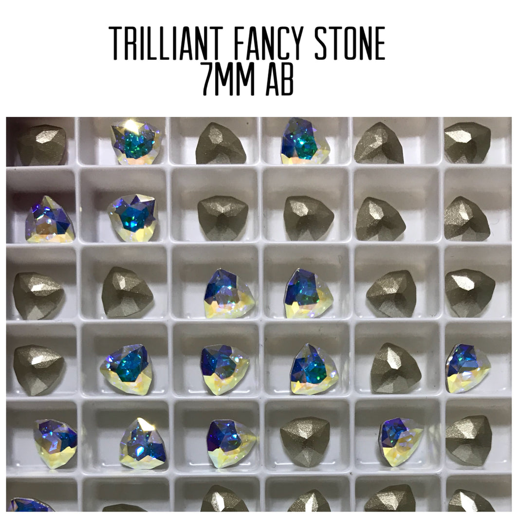 Trilliant Fancy Stone