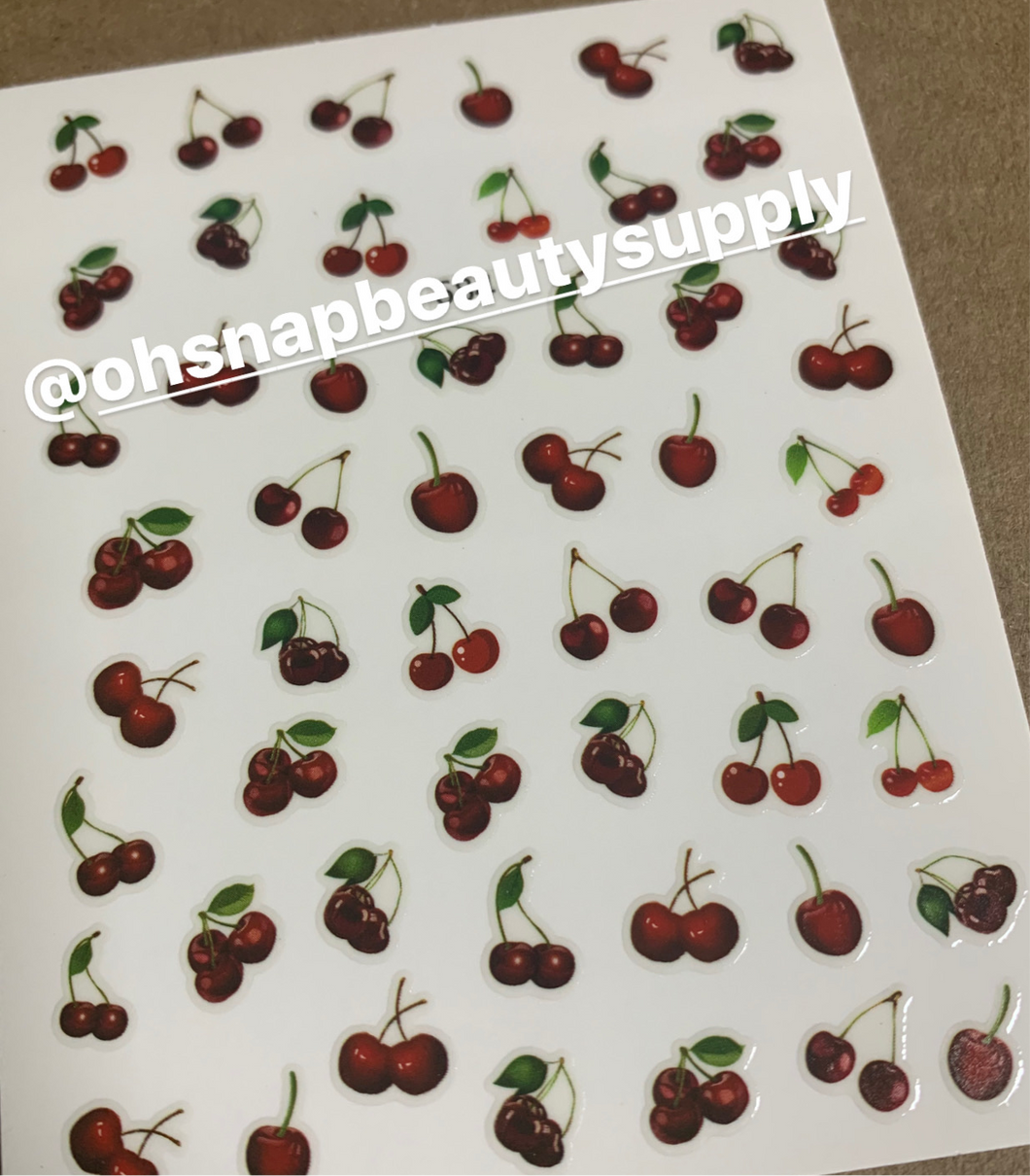 Cherry 684 Sticker