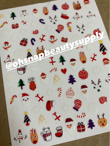 Merry Christmas 147 Sticker