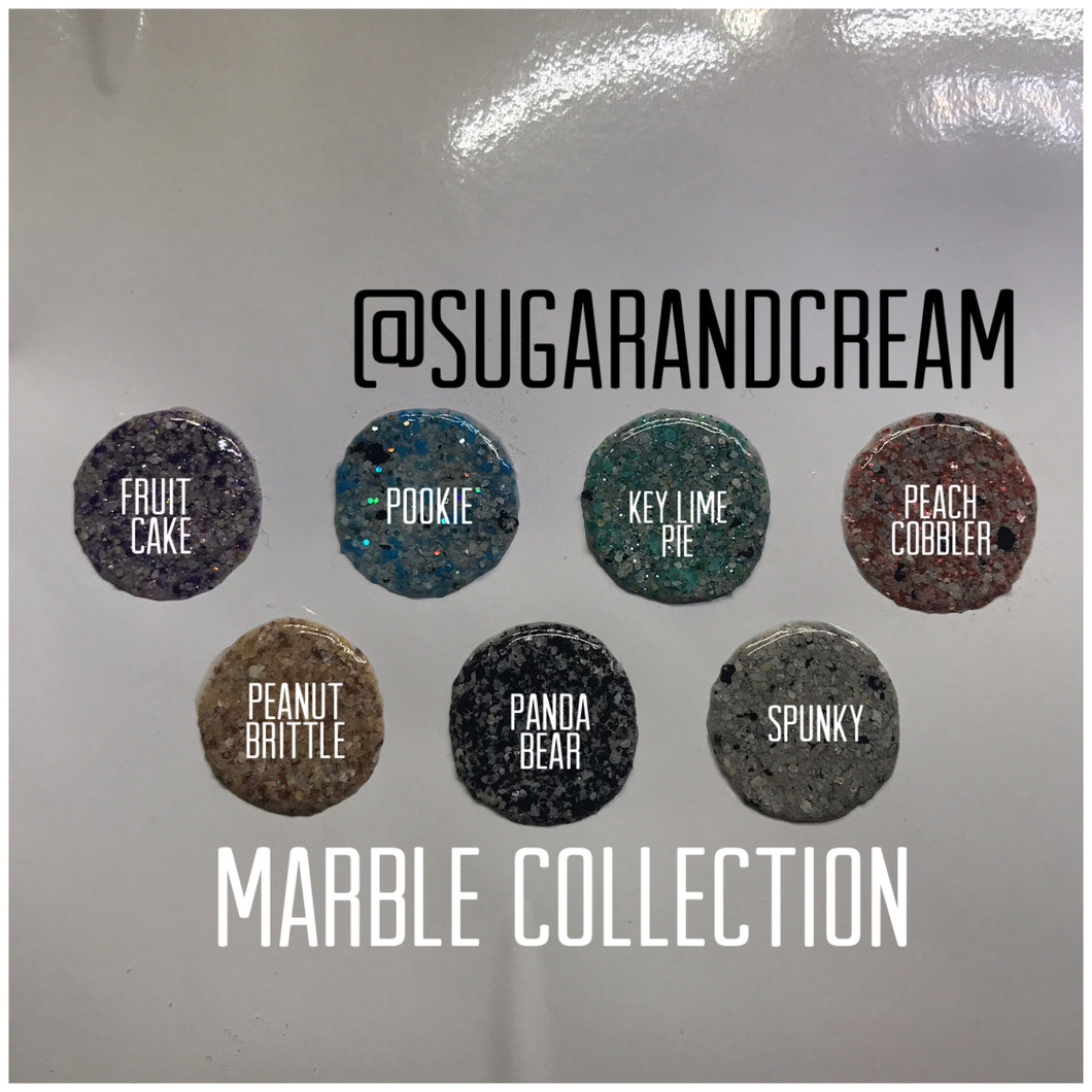 Sugar & Cream Marble Collection