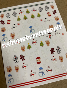 Merry Christmas 148 Sticker