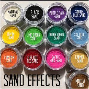 Sand Effects