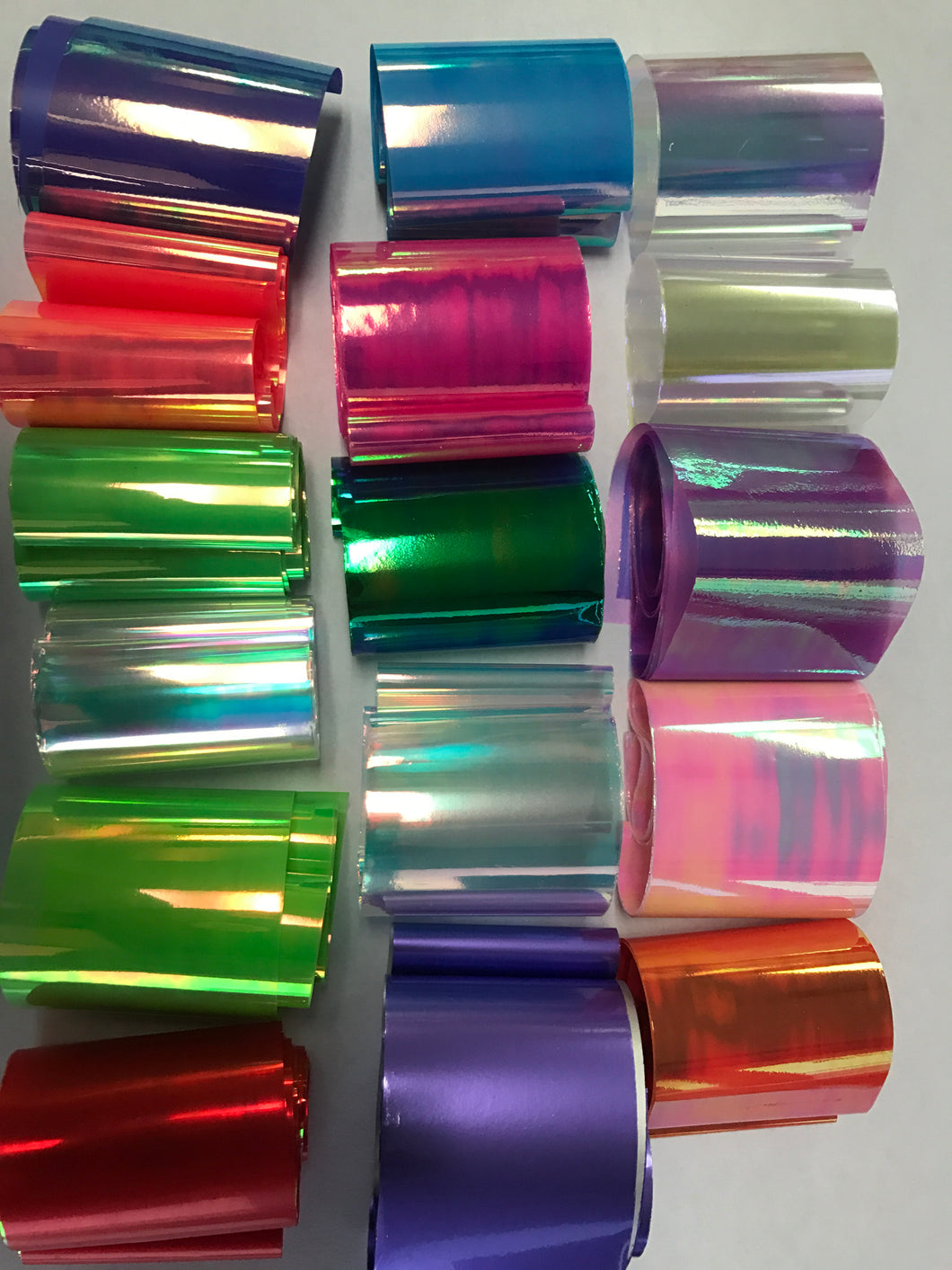 16 Mixed Glass Film