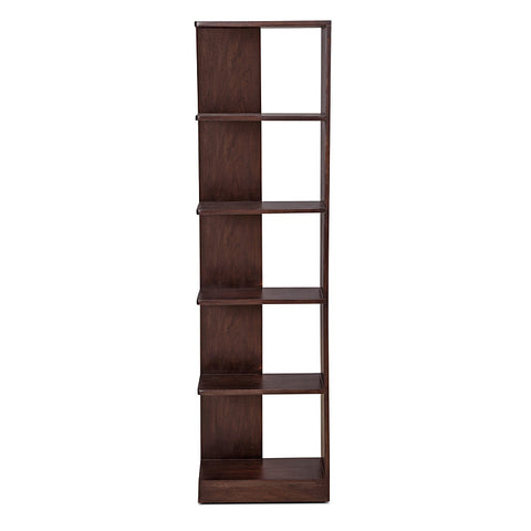Amistade Book Shelf Walnut