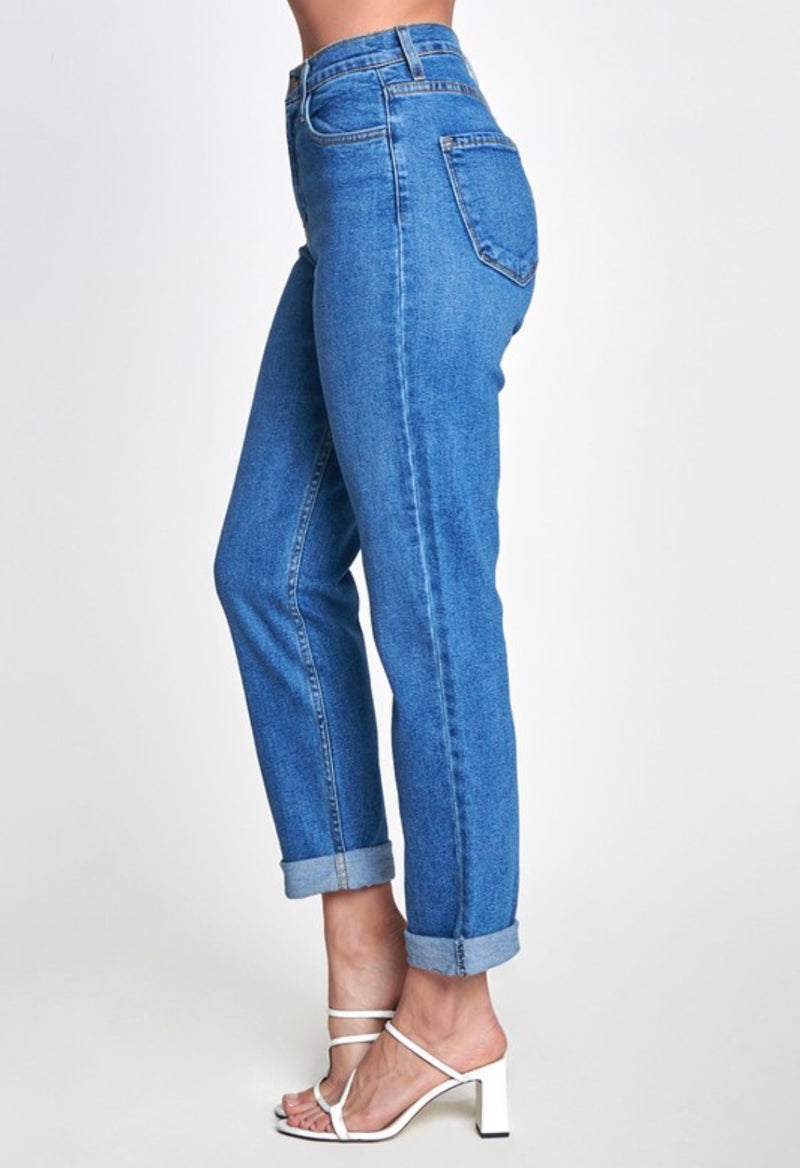 Perfect Fit Boyfriend Jeans