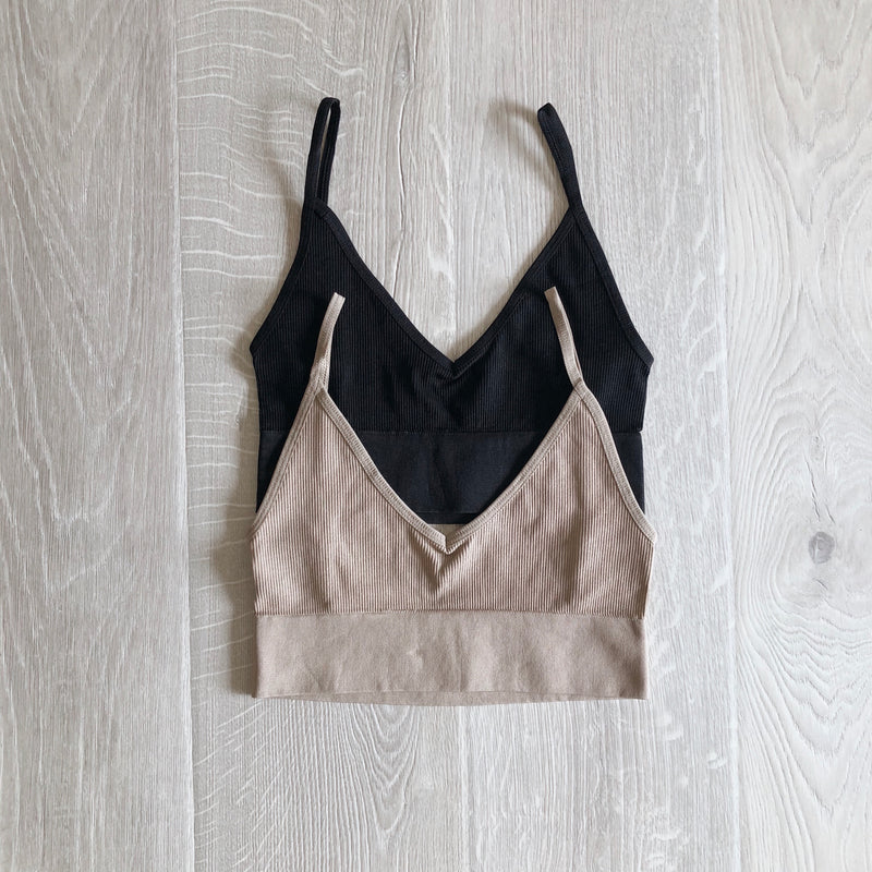 Allure Seamless Bralette Top