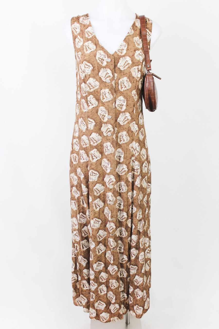 WILD WORLD VINTAGE MAXI DRESS