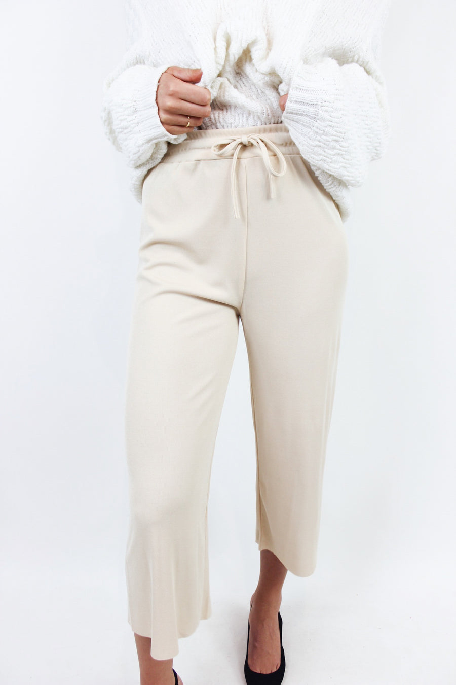 DRIFT AWAY RIBBED PANTS