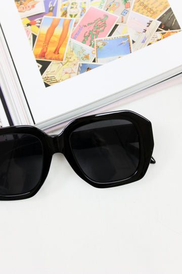 CALIFORNIA SOUL SUNGLASSES / BLACK