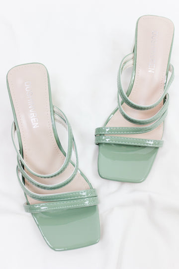 LOVING YOU MULES / GREEN