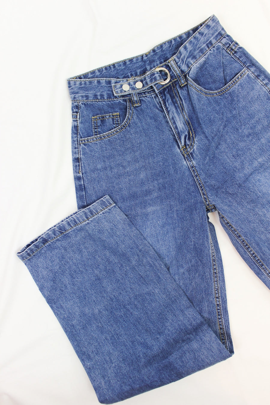 LUCKY DENIM JEANS / BLUE