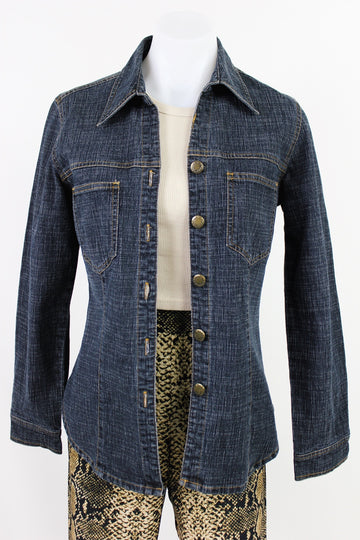 ONLY ONE VINTAGE DENIM JACKET
