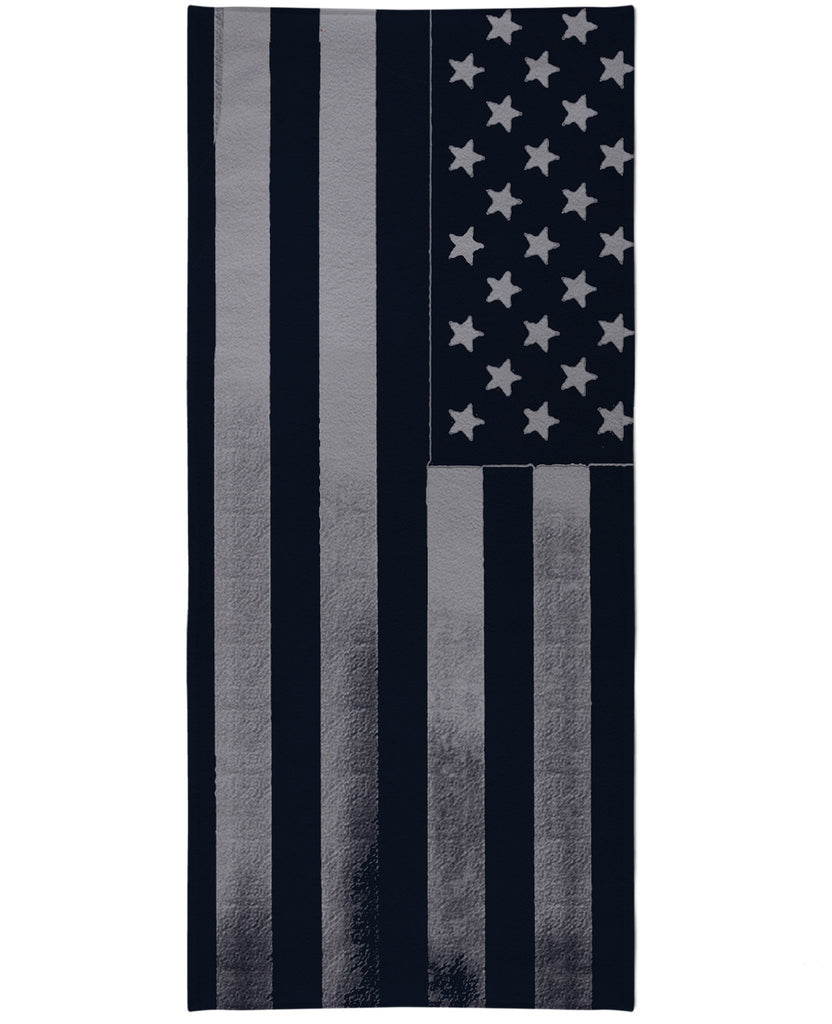 Americana Beach Towel - SEND IT and Do It for State!