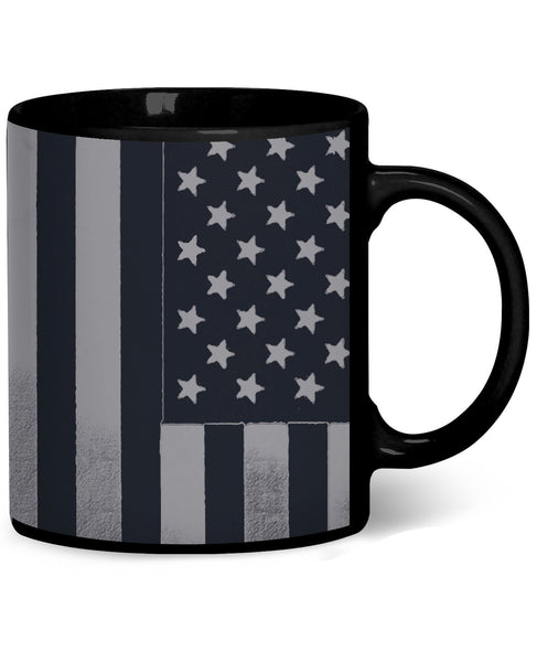Americana Coffee Mug - SEND IT and Do It for State!