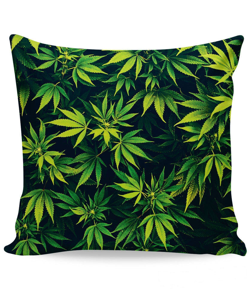 Weed Couch Pillow - SEND IT and Do It for State!