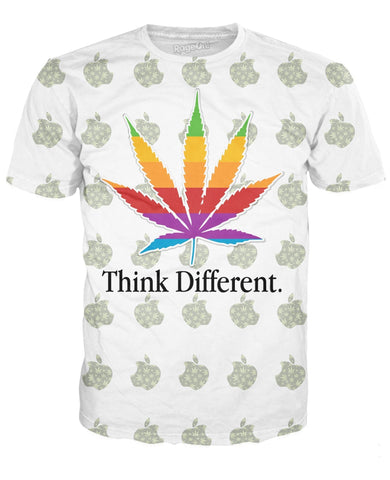 Think Different T-Shirt - SEND IT and Do It for State!