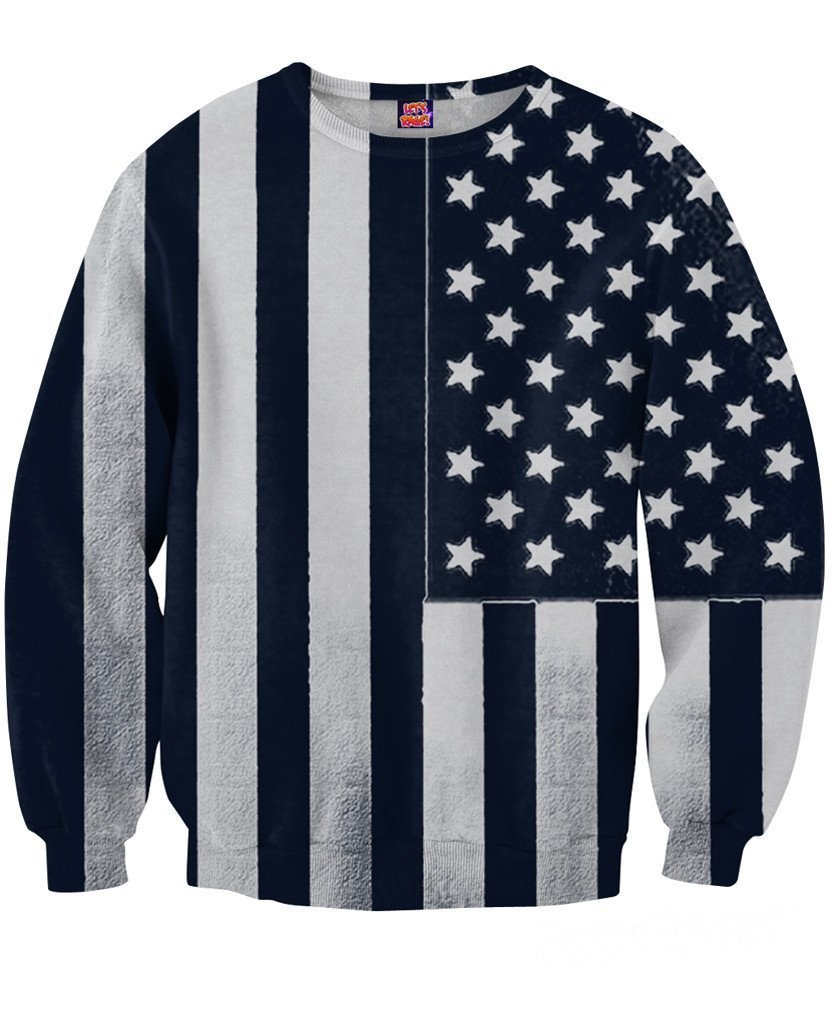 Americana Sweatshirt - SEND IT and Do It for State!