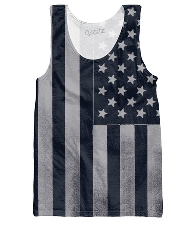 Americana Tank Top - SEND IT and Do It for State!
