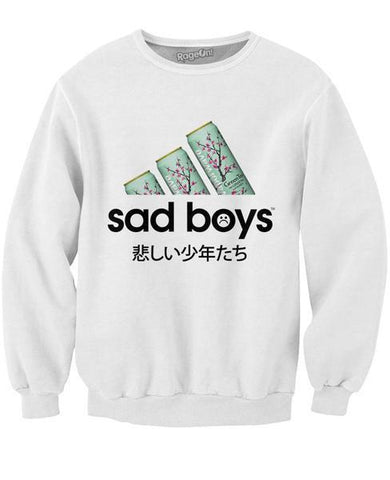 Sad Boys Sweatshirt - SEND IT and Do It for State!