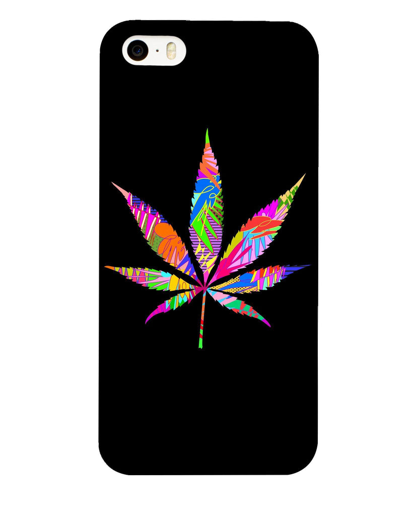Weed Leaf Phone Case - Men's & Women's Clothing and Fashion
