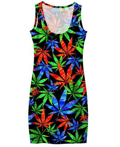 Weeds 3D Simple Dress - SEND IT and Do It for State!