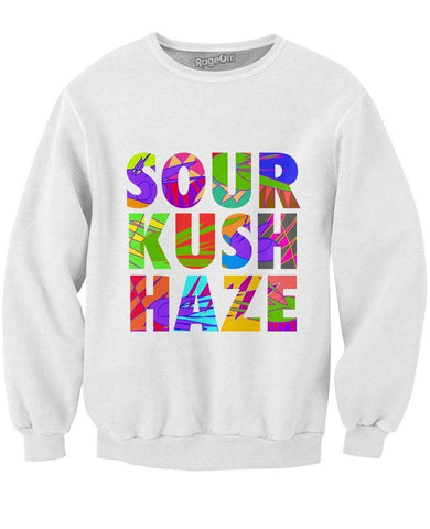 Weeds Crewneck Sweatshirt - SEND IT and Do It for State!