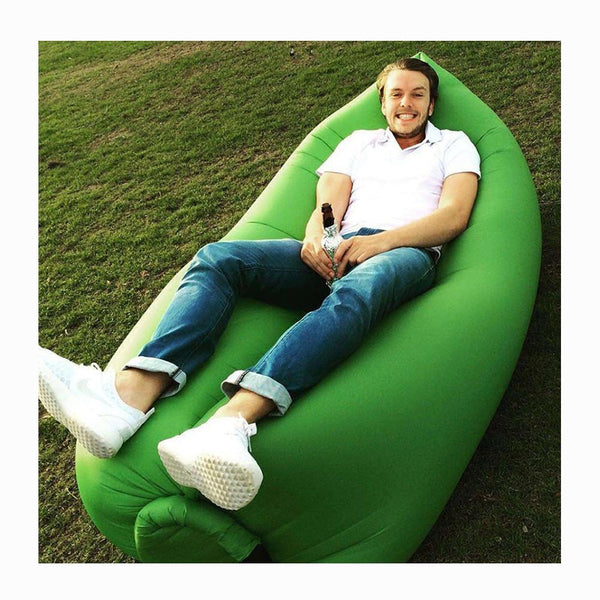 Inflatable Lounge Chair - SEND IT and Do It for State!