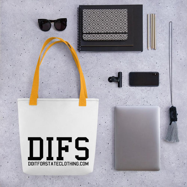 DIFS Tote - Men's & Women's Clothing and Fashion