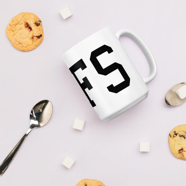 DIFS Glossy Mug - Men's & Women's Clothing and Fashion