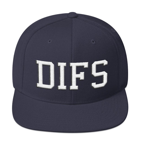 DIFS SNAPBACK! - SEND IT and Do It for State!