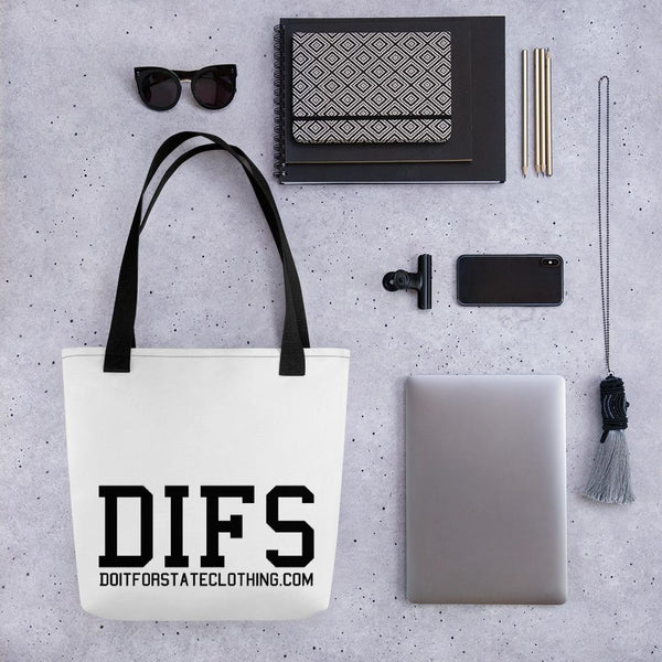 DIFS Tote - SEND IT and Do It for State!