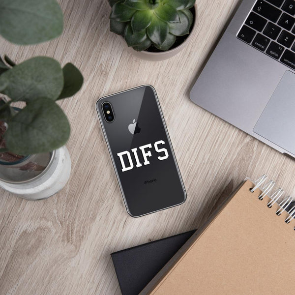 DIFS iPhone Case - All Sizes - Men's & Women's Clothing and Fashion