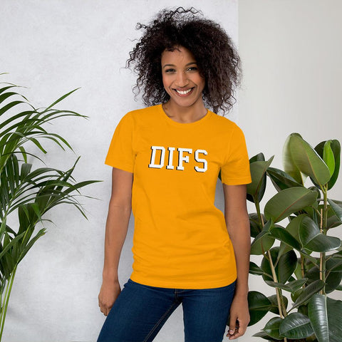 DIFS - Woman's T-Shirt - SEND IT and Do It for State!