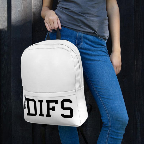 *NEW* DIFS BACKPACK - SEND IT and Do It for State!