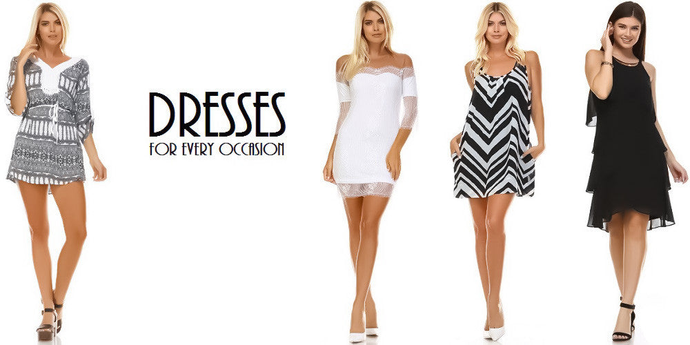 Dresses at Hypnique Boutique