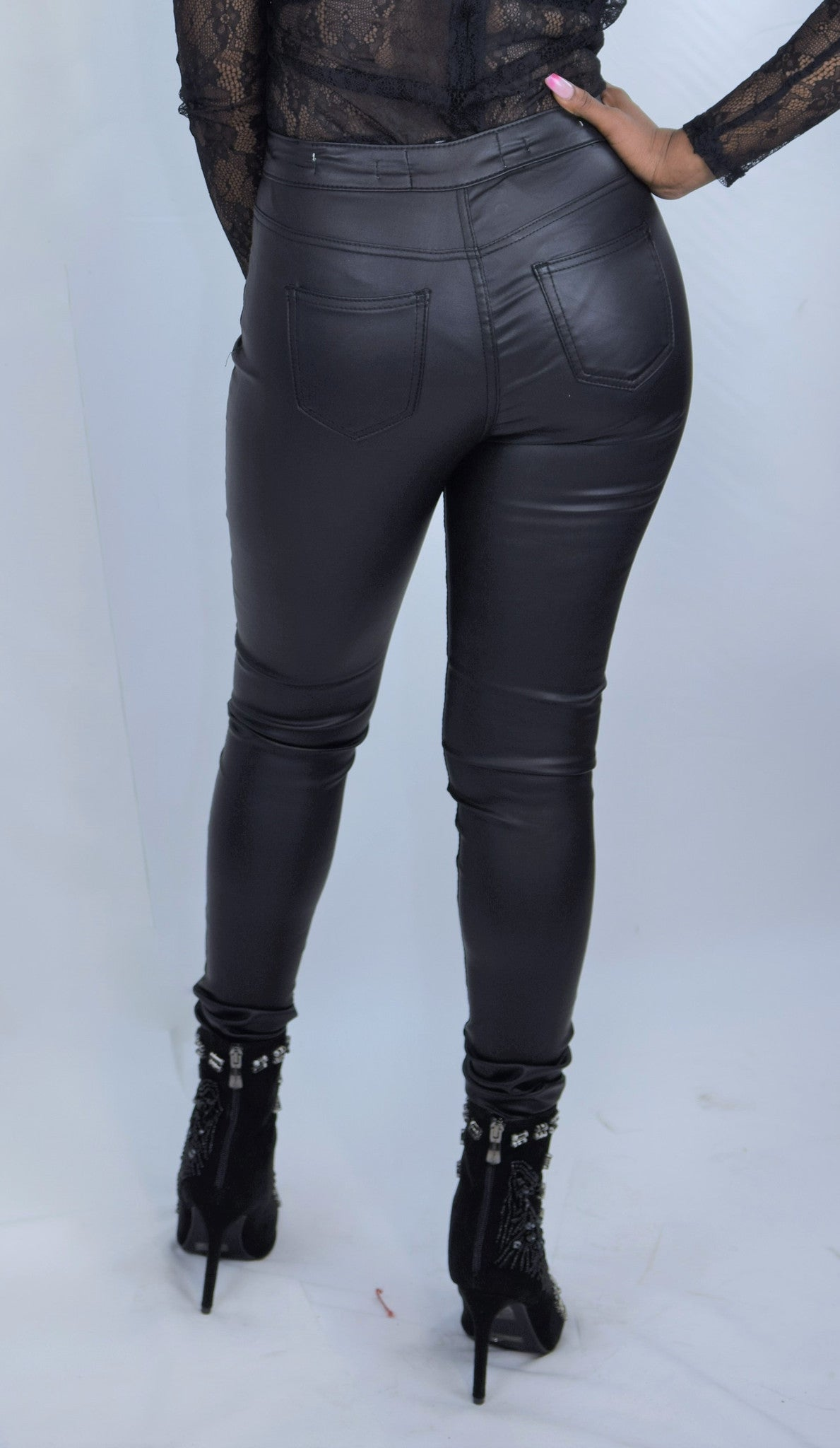 After Dark High Waist Jeggings