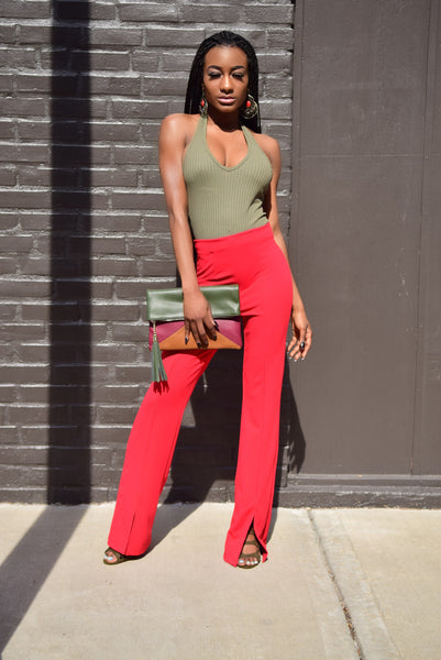 All Fired Up High Waist Pant