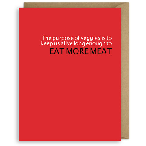 EAT MORE MEAT