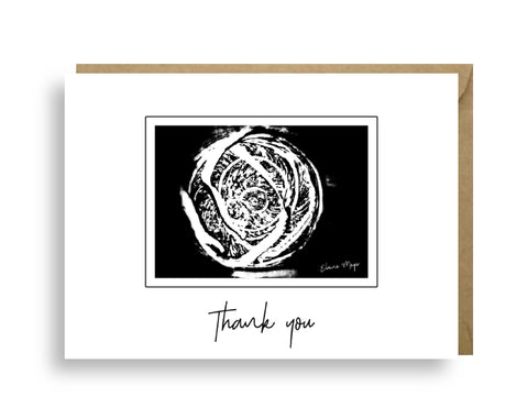 THANK YOU MONOPRINT SET OF 6