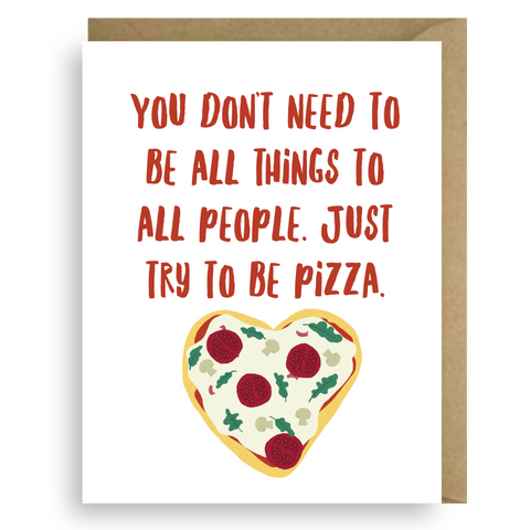 JUST BE PIZZA