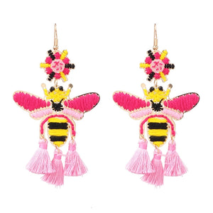 SPANISH BEE EARRINGS