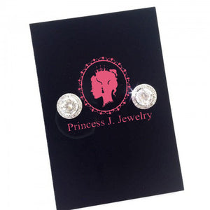 BABYDOLL EARRINGS - Princess J. Jewelry