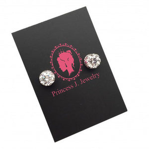 """305"" EARRINGS - Princess J. Jewelry"
