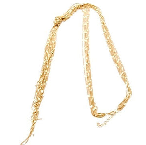 """OCELLO"" NECKLACE - Princess J. Jewelry"