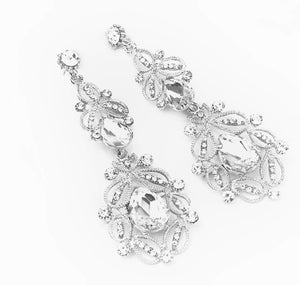 CHANTAL EARRINGS - Princess J. Jewelry