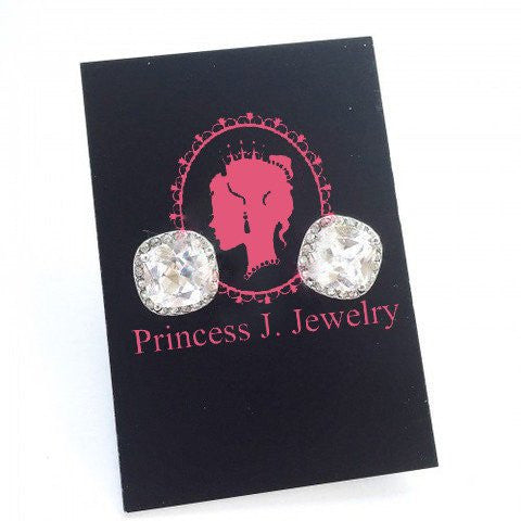 """JESSIE"" EARRING - Princess J. Jewelry"