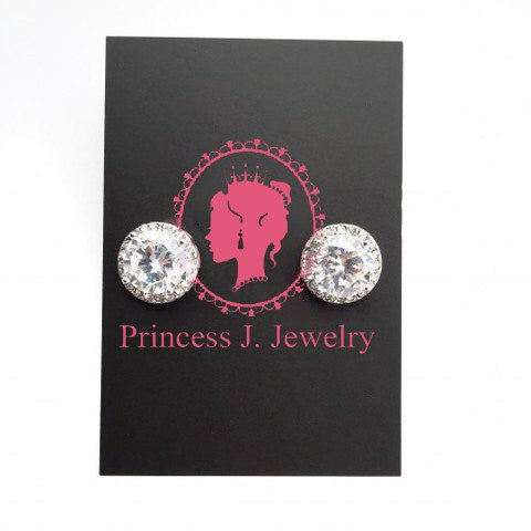 """732"" EARRINGS - Princess J. Jewelry"