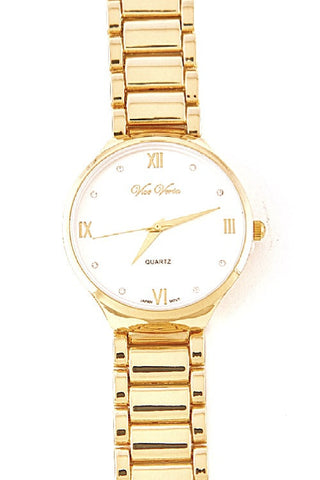 NEW YORK DIAL  WATCH - Princess J. Jewelry