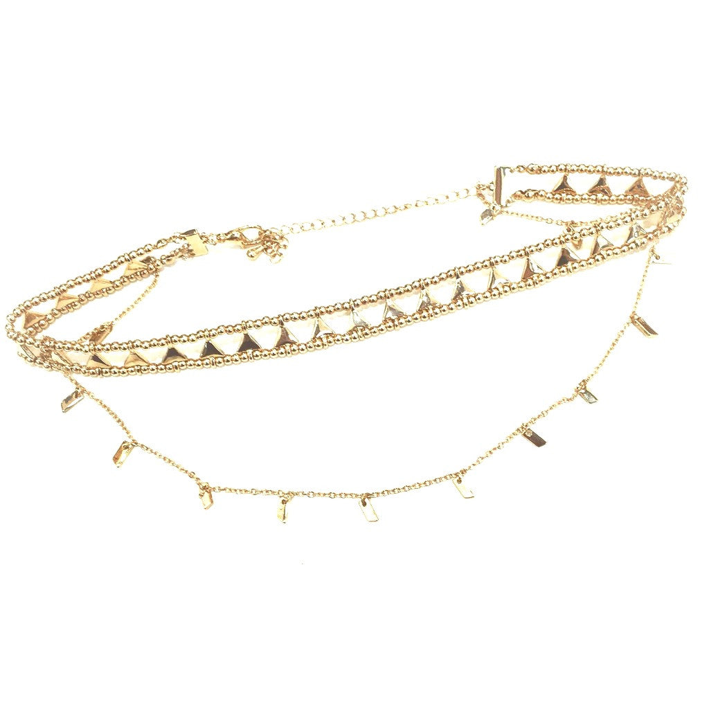 DOLCE CHOKER - Princess J. Jewelry